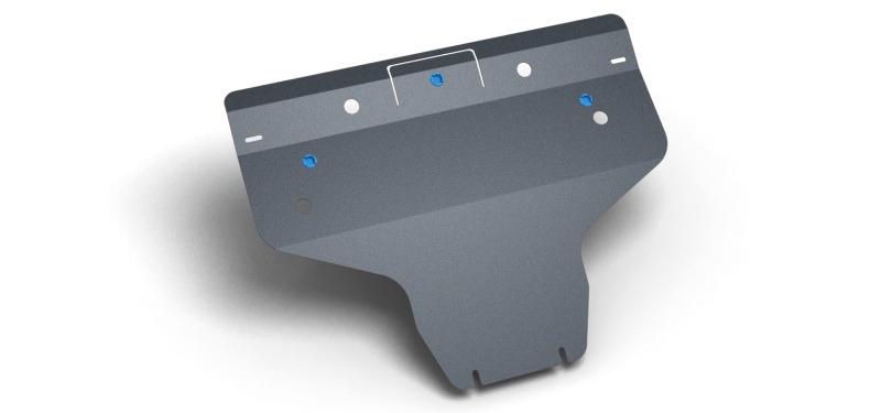Комплект Защита картера и крепеж SUBARU Legacy (2010-) (2мм) 2,0 бензин АКППNLZ.46.15.020 NEW