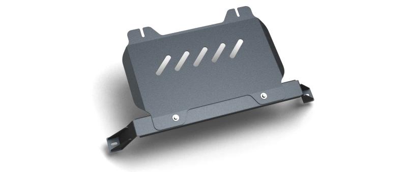 Комплект Защита картера и крепеж SOKON (2008-) (3мм) 1,1/1,3 бензин МКПП (см. полн. наим.)NLZ.80.01.020 NEW