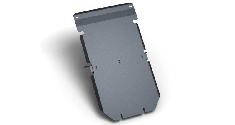 Комплект Защита картера и крепеж NISSAN NP300 (2007-) (3 мм) 2,5 дизель МКПП (установка с NLZ.36.26.410 NEW)NLZ.36.26.020 NEW