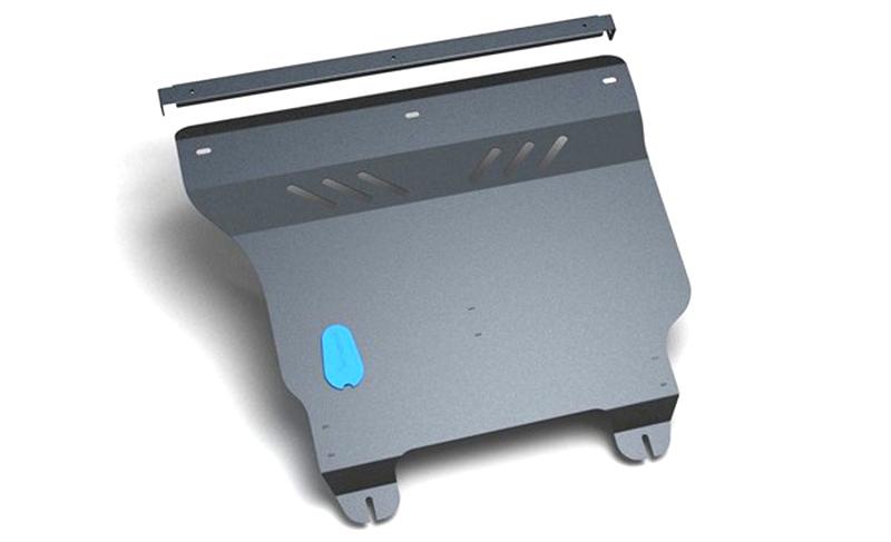 Комплект Защита картера и крепеж NISSAN Almera Classic (2006-) 1,6 бензин МКПП/АКППNLZ.36.34.020 NEW