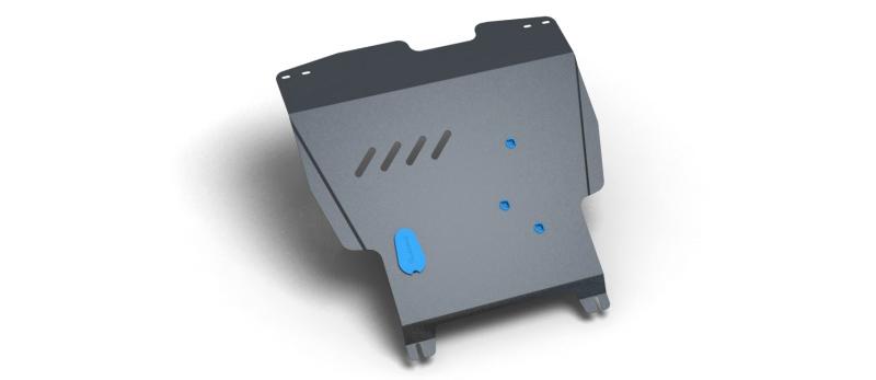Комплект Защита картера и крепеж MITSUBISHI Grandis (2007-) (2мм) 2,4 АКПП/МКППNLZ.35.06.020 NEW