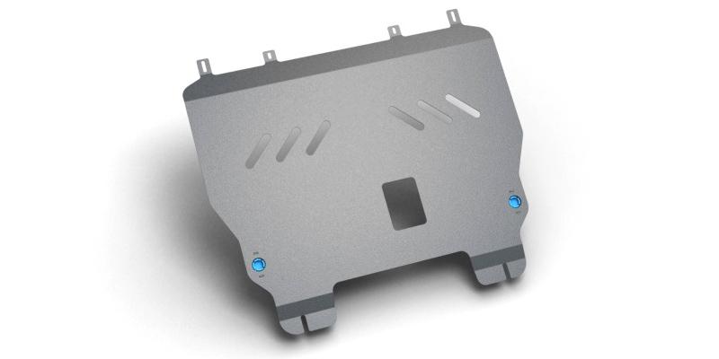 Комплект Защита картера и крепеж KIA Venga (2011-) (2мм) 1,4/1,6 бензин МКПП/АКППNLZ.25.30.020 NEW