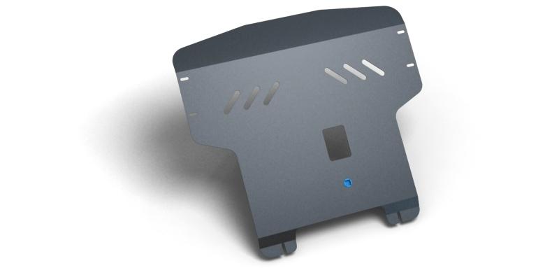 Комплект Защита картера и крепеж KIA Soul (2009-2012) 1,6 бензин/дизель МКПП/АКППNLZ.25.25.020 NEW