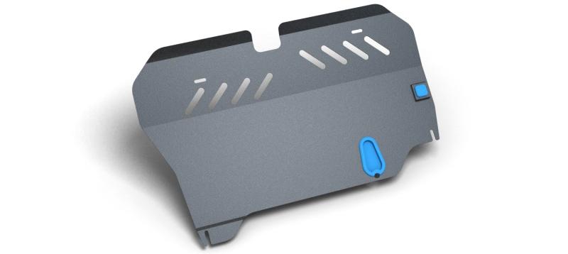 Комплект Защита картера и крепеж KIA Opirus (2003-2007) (2мм) 3,5 бензин АКППNLZ.25.29.020 NEW