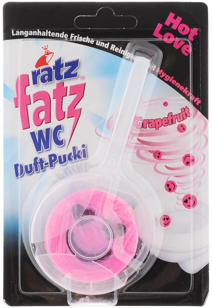 Камень дезодорирующий для унитаза Ratz Fatz, с гелем, грейпфрут, 50 г. 108123108123В отличие от стандартных дезодорирующих камней Ratz Fatz, сочетает в себе чистящую основу и высококонцентрированный освежающий гель. Этот гель обеспечивает постоянную и равномерную свежесть туалетной комнаты на протяжении до 4 недель. Товар сертифицирован.