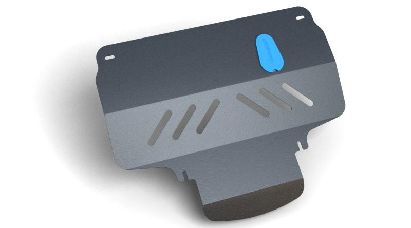 Комплект Защита картера и крепеж CHERY QQ6 (S21) (2006-) (2мм) 1,1/1,3 бензин МКППNLZ.63.05.020 NEW