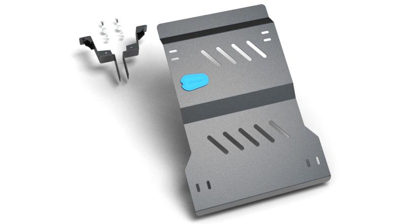 Комплект Защита картера и крепеж BAW Tonik (2010-) (3мм) 1,3 бензин МКППNLZ.72.03.020 NEW