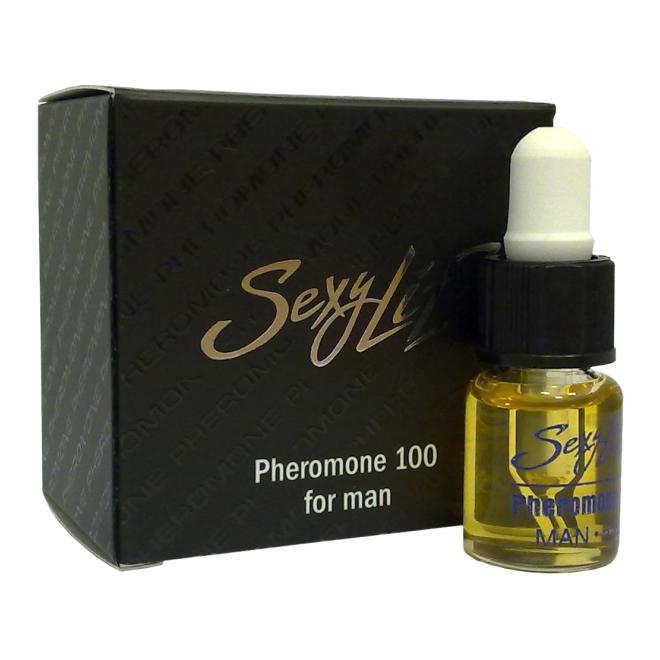 Sexy Life Концентрат феромонов, 100%, мужские, 5мл4SL-Ph-m-100100% - концентрат феромонов из серии Sexy Life для мужчин. 100% оружее обольщения противоположного пола! Подходит как для самостоятельного использования так и в сочетании с любым парфюмом.. Объем 5 мл.
