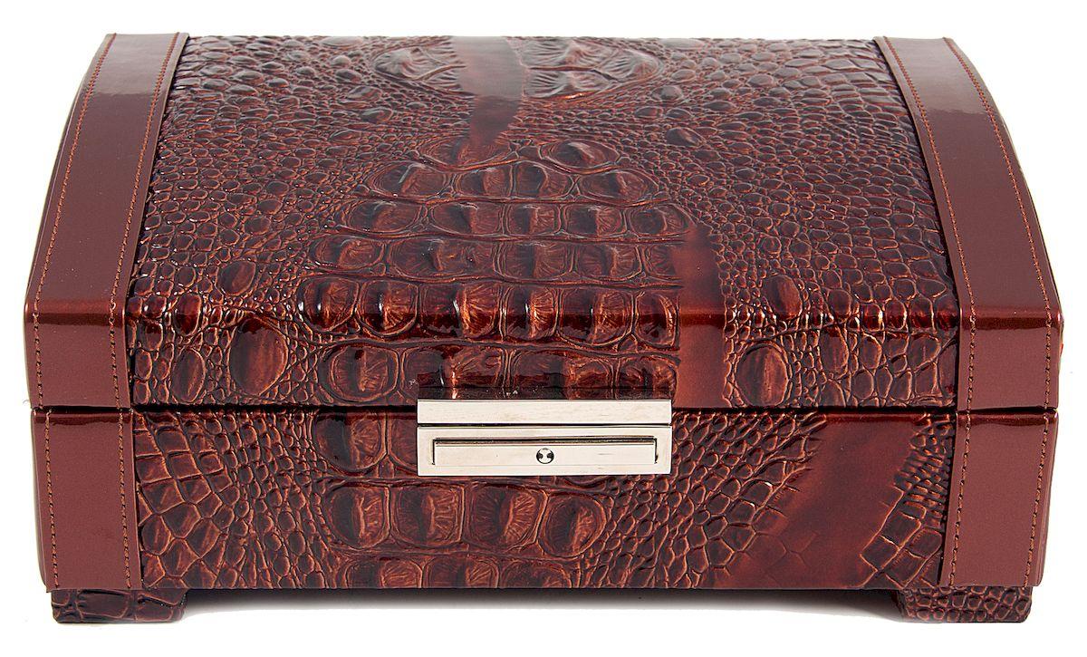 Шкатулка для ювелирных украшений Calvani, музыкальная, 24х18х10 см. 183029183029