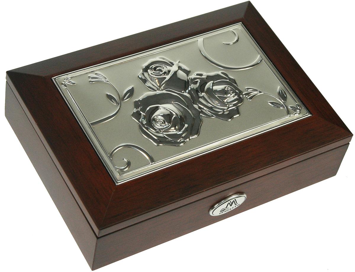 Шкатулка для ювелирных украшений Moretto, 18х13х5 см. 139516139516