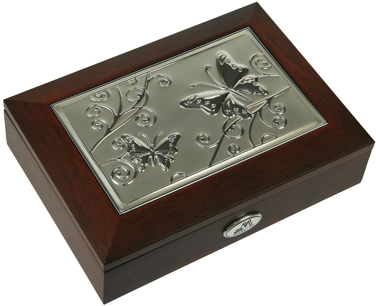 Шкатулка для ювелирных украшений Moretto, 18х13х5 см. 139519139519