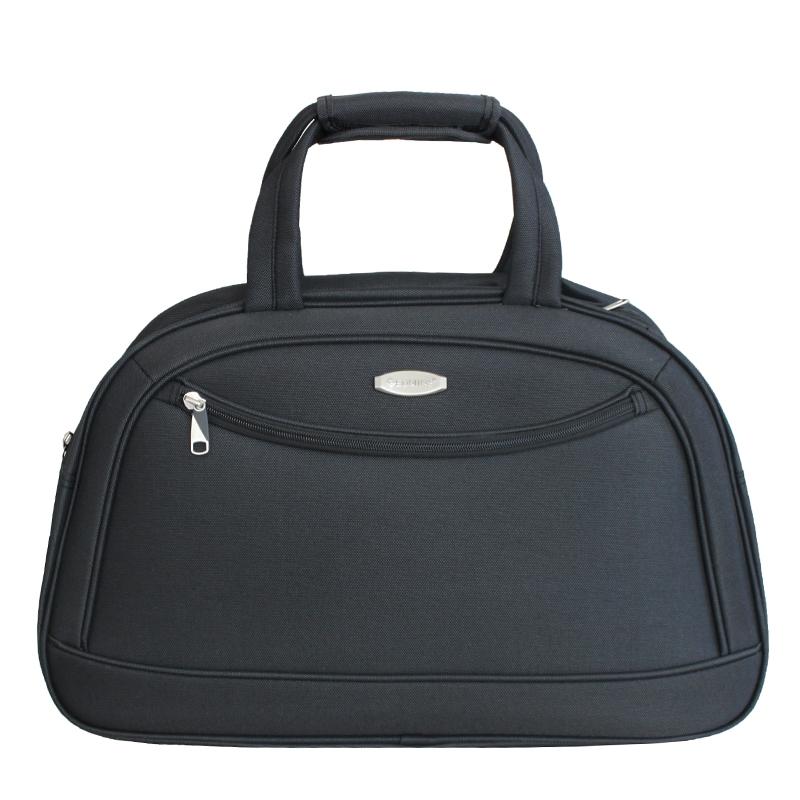 Дорожная сумка Edmins, цвет: темно-серый, 46х30х16см213 HF 415*31Максимальная нагрузка 7 кг; используется, как ручная кладь.
