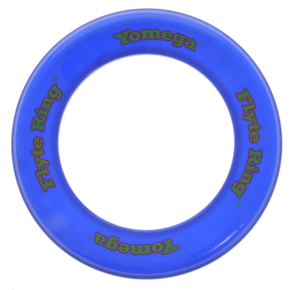YoMega Летающее кольцо Flyte Ring цвет синий