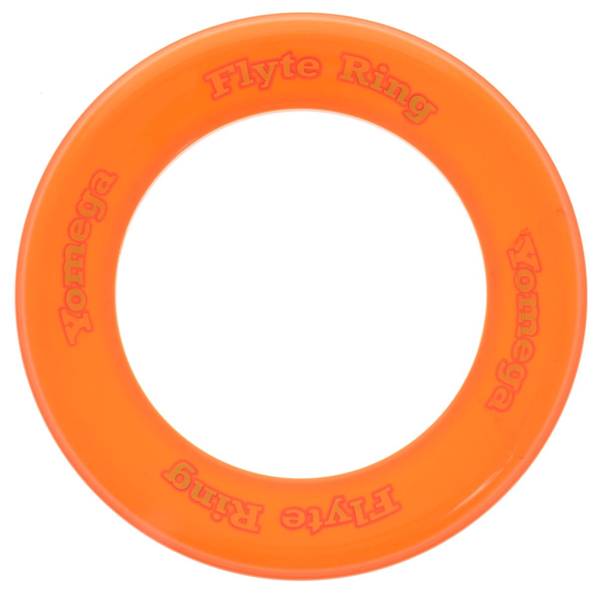 YoMega Летающее кольцо Flyte Ring цвет оранжевый