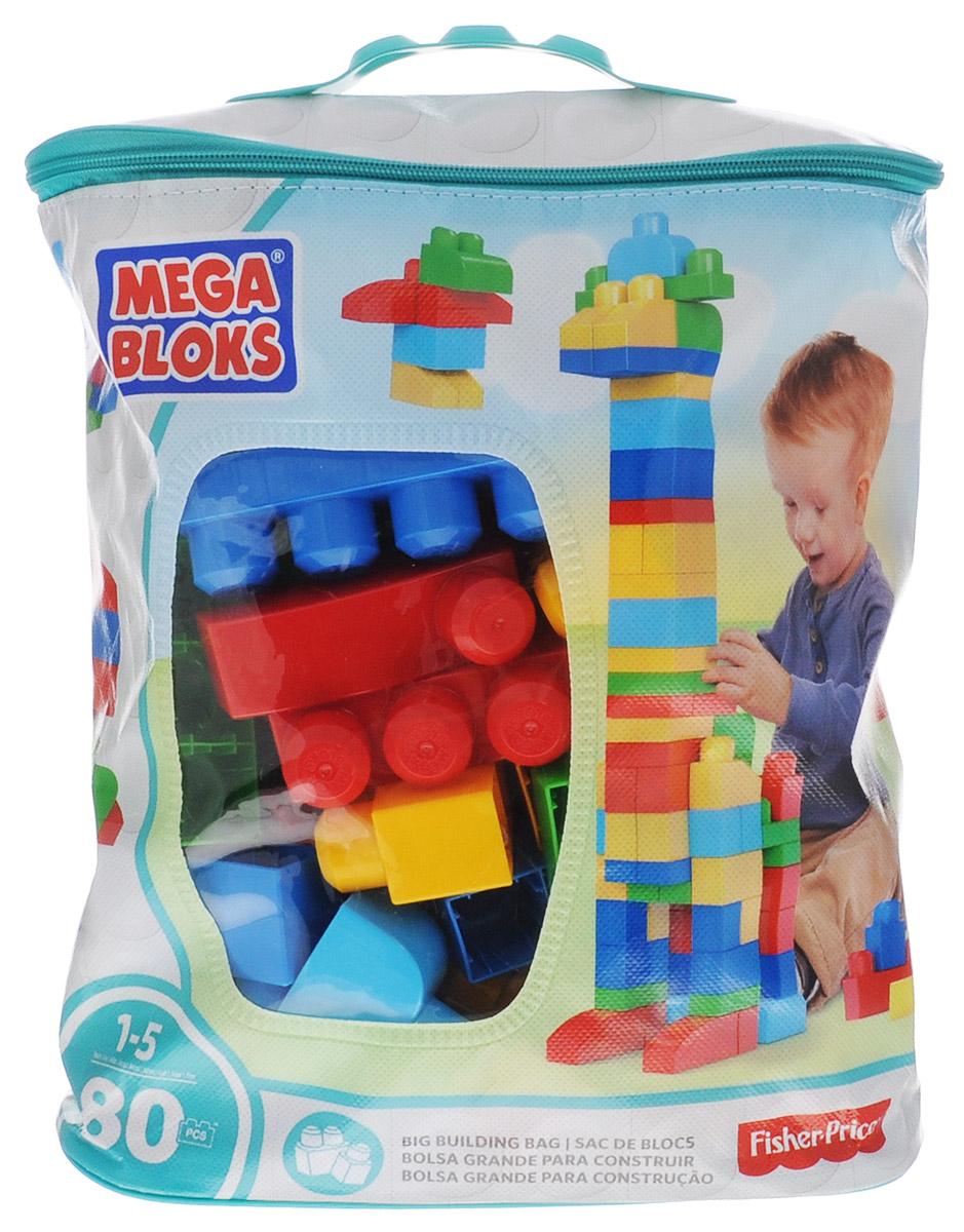 Mega Bloks First Builders Конструктор DCH63CYP72_DCH63Стройте и играйте вместе с конструктором Mega Bloks First Builders! Его яркие разноцветные блоки постоянно подталкивают детей к новым экспериментам, развивая у них воображение и творческое мышление. Крупные блоки First Builders отлично подходят для маленьких пальчиков. После игры все детали можно убрать в удобную сумку с застежкой! Конструктор предназначен специально для самых маленьких строителей. Играя с конструктором, малыш отлично разовьет мелкую моторику рук, координацию движений, усидчивость, воображение и фантазию, пространственное мышление, а также познакомится с такими понятиями, как цвет, форма и размер предмета.