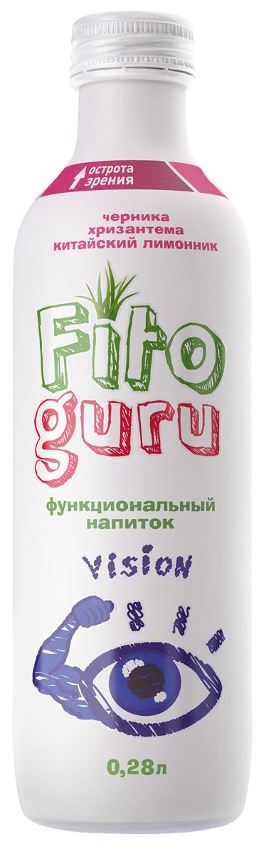 Fitoguru Vision черника, хризантема, китайский лимонник, 280 мл