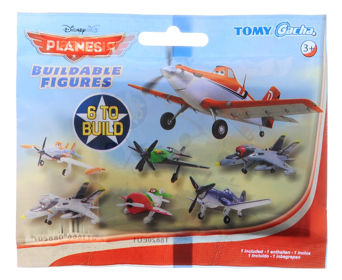 Tomy Фигурка СамолетыT8820EU1Фигурка Tomy Самолеты, созданная по сюжету замечательного детского мультфильма - приятный и одновременно полезный подарок для ребенка. Игрушка представляет собой сборную фигурку, состоящую из нескольких деталей. Сборные самолетики упакованы в непрозрачные пакеты, сохраняющие внешний вид игрушки в секрете пока не будет вскрыта упаковка. Играя с такой игрушкой, малыш будет развивать мелкую моторику, логическое мышление, фантазию и воображение. Соберите всю коллекцию персонажей мультфильма у себя на полке!