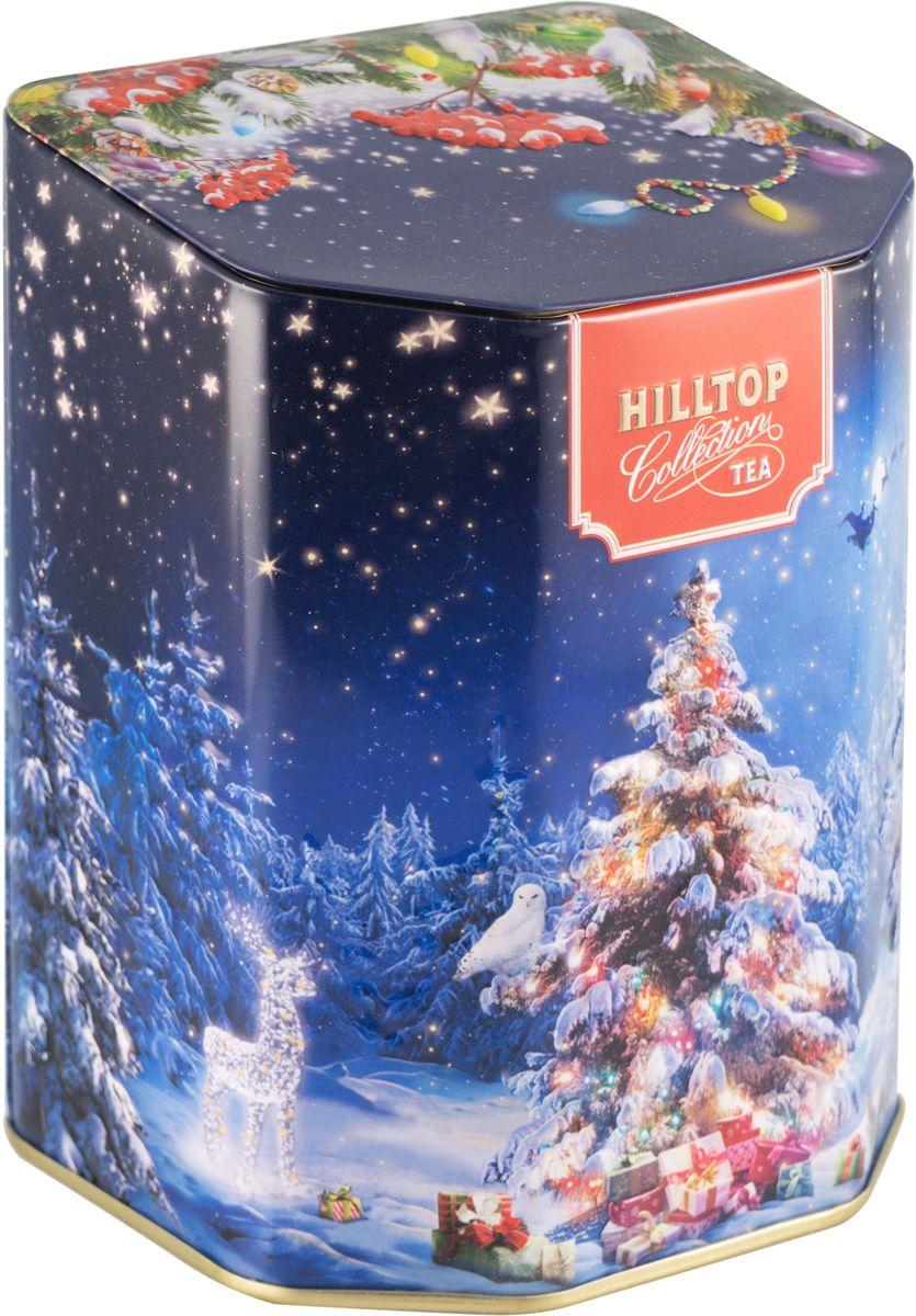 Hilltop Сказочный лес Эрл Грей ароматизированный листовой чай, 100 г4607099307049Чай «Эрл Грей» - Крупнолистовой чай с цедрой лимона и ароматом бергамота – в лучших традициях Англии.