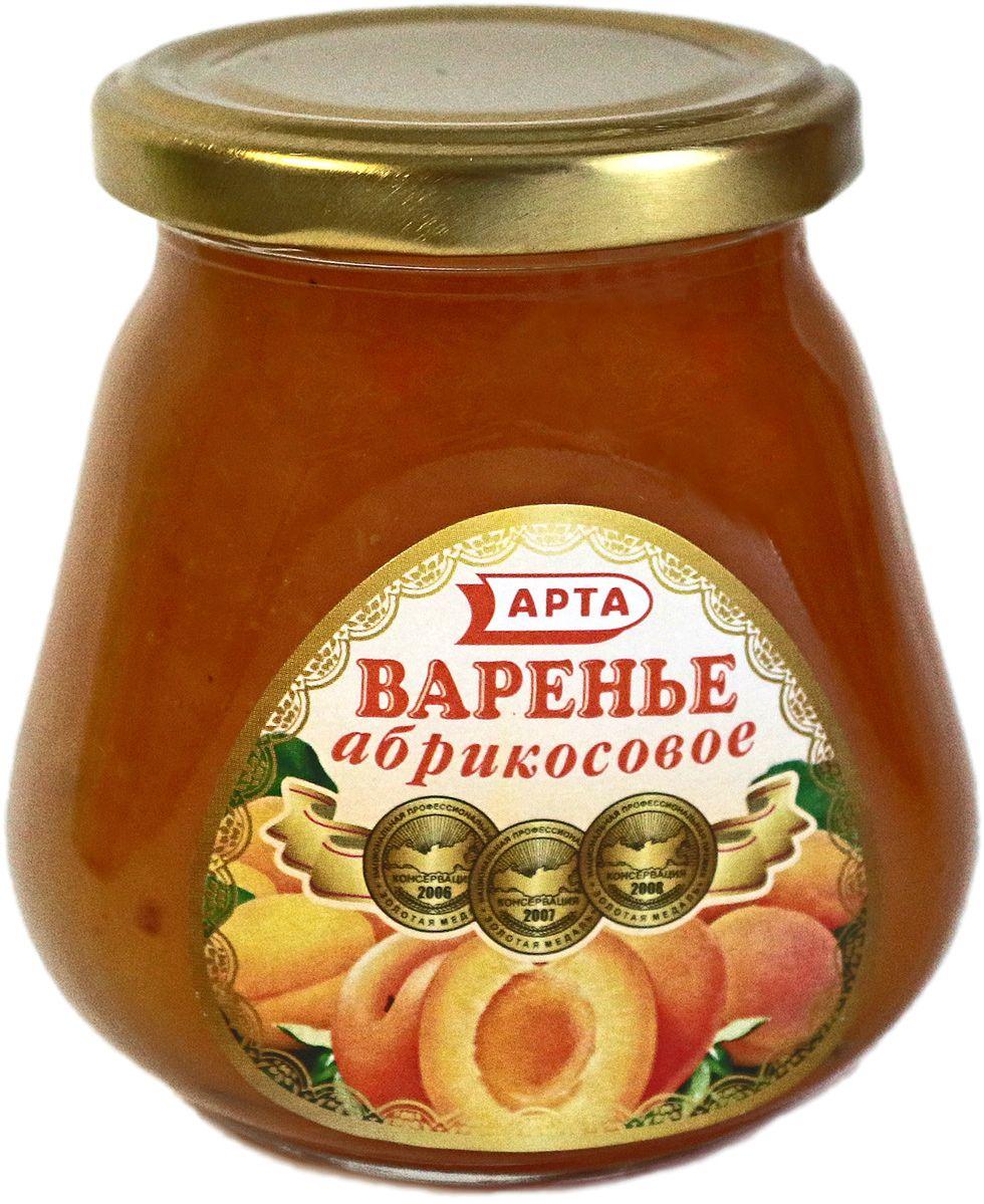 Арта варенье абрикосовое, 340 г