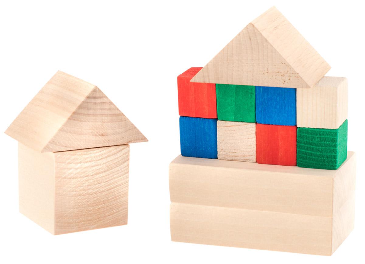Развивающие деревянные игрушки Конструктор Счетный материал Часть-целое Д019аД019аРазвивающий набор №1 Счетный материал. Часть-целое состоит из 2-х больших кубиков гранью 40мм, 2 больших треугольников гранью 40 мм, 2 больших плашек (брусков) 40х80х20мм и 8 малых кубиков гранью примерно 20 мм. При помощи данного развивающего набора ребёнок познакомится с основными геометрическими фигурами: квадратом, треугольником, прямоугольником и др. Ребёнок изучит понятие «часть-целое», научится собирать знакомые ему фигуры из элементов мозаики. Игра с набором развивает интеллект и воображение ребёнка. Собирая фигуры из частей либо других фигур, ребёнок формирует пространственное мышление. Использование натурального дерева мягких пород в сочетании с минимумом обаботки позволило максимально сохранить ощущение фактуры дерева и его аромата. Элементы набора также можно использовать в качестве счетного материала, для изучения основных цветов.