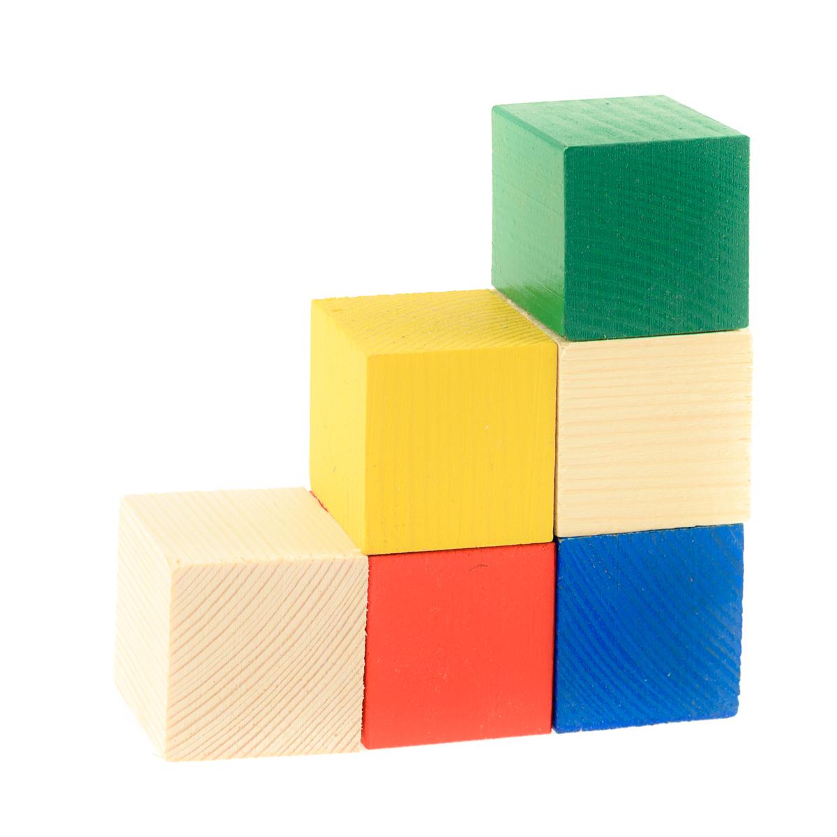 Развивающие деревянные игрушки Кубики Д154бД154бПеред вами мини-набор кубиков. Мы взяли только натуральное отечественное дерево мягких пород, провели минимум обработки, что позволило максимально сохранить ощущение фактуры дерева и его аромата, а экологичные краски на водной основе лишь подчеркнули все природные черты дерева. Кубики послужат прекрасным строительным материалом для юных строителей. Их можно использовать в качестве счетного материала, для изучения основных цветов.
