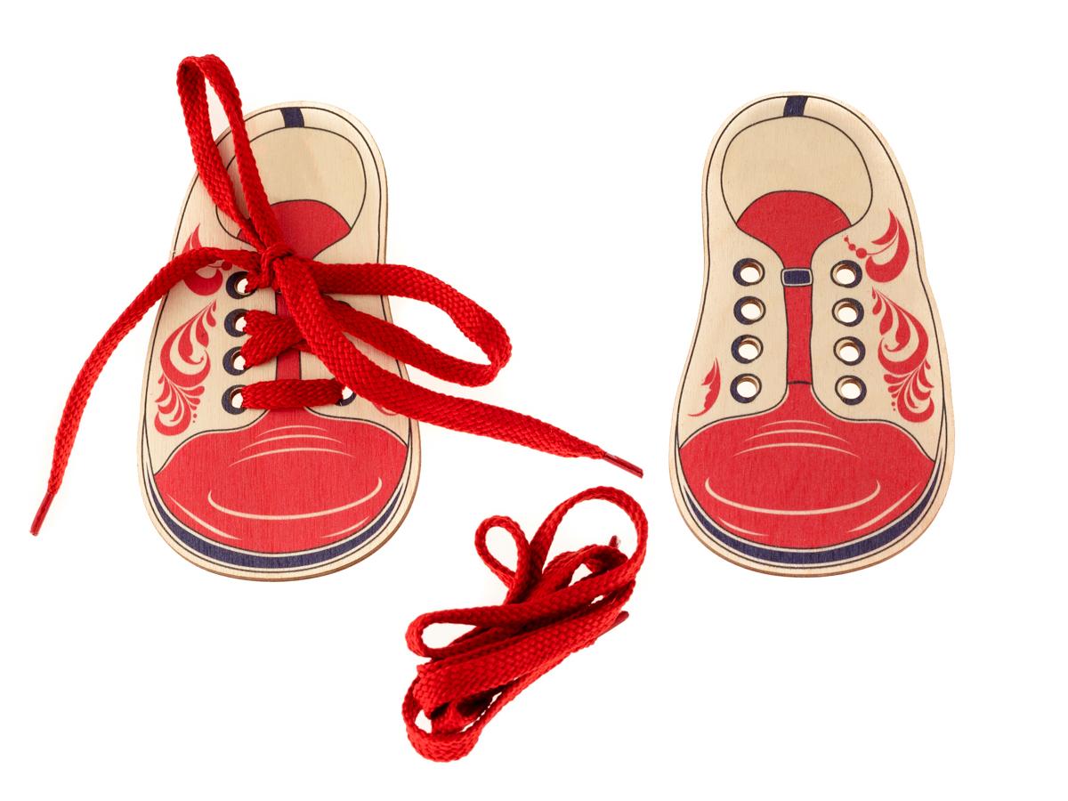 Рисованные шнурки