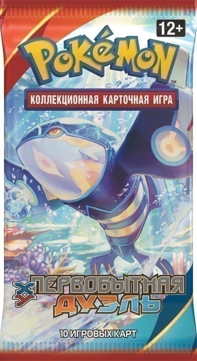 Pokemon Настольная игра XY5 Первобытная Дуэль (на русском языке)