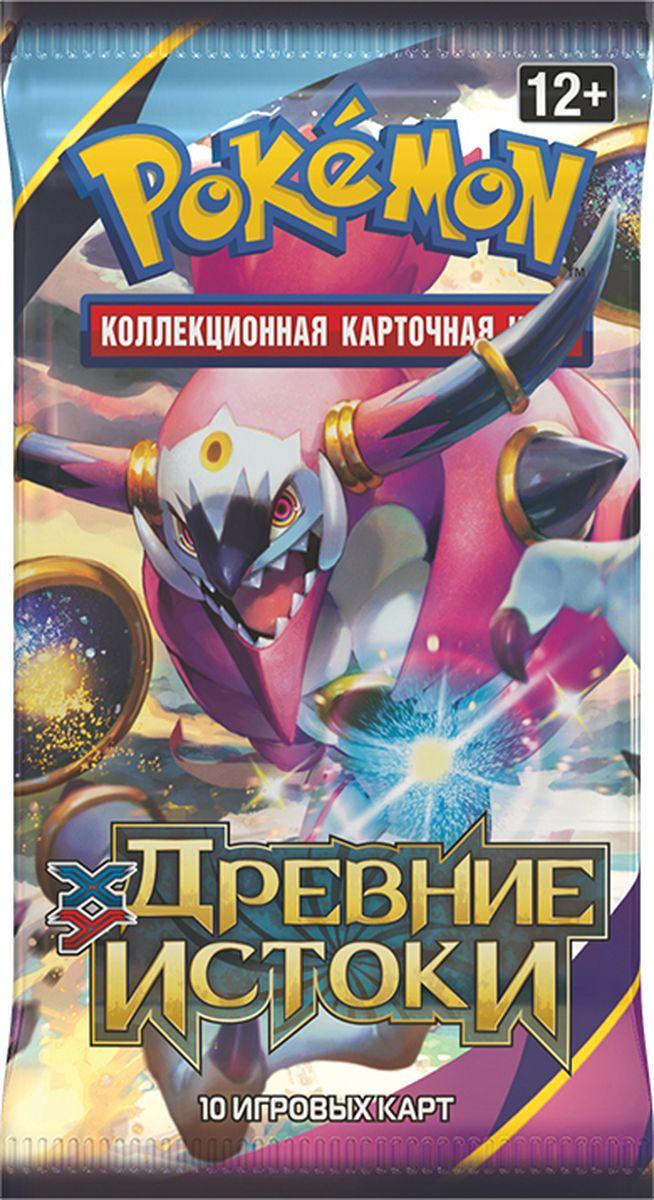 Pokemon Настольная игра XY7 Древние Истоки (на русском языке)
