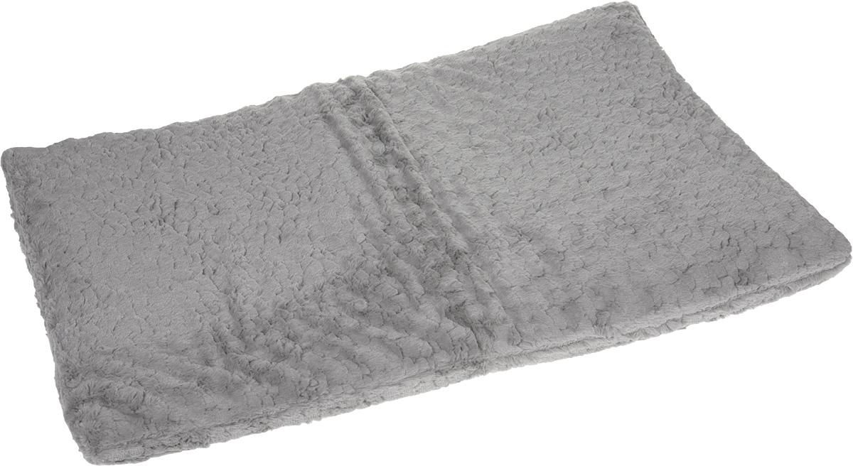 Лежанка для животных Fairy Home Textile, цвет: серый, 91 x 60 х 4 смTOP-9526SЛежанка для животных Fairy Home Textile изготовлена из высококачественного текстиля и искусственного меха. Идеальна для клеток, переносок, автомобилей, для полов с любым покрытием. Поддерживает температурный баланс вашего питомца и зимой, и летом. Цвет позволяет лежанке выглядеть привлекательной даже в период линьки. Наполнитель выполнен из мягкого пенополиуретана. Лежанка легко складывается для перевозки и хранения. На дне лежанки имеется змейка, благодаря которой наполнитель можно вынуть. Возможна только ручная стирка.