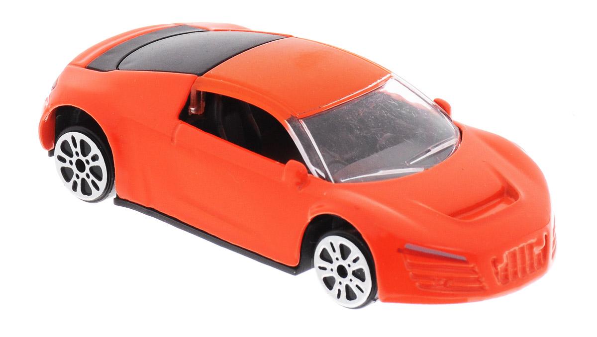 Shantou Машинка Driving цвет ярко-оранжевый1512I042_ярко-оранжевыйМашинка Shantou Driving выполнена из металла и покрыта яркой нетоксичной краской. Салон машинки выполнен из пластика с очень высокой степенью детализации. Колеса машинки имеют свободный ход. Компактные размеры игрушки позволяют брать ее с собой в поездки или на прогулку. Играя с машинкой, малыш сможет представить себя великим автогонщиком.