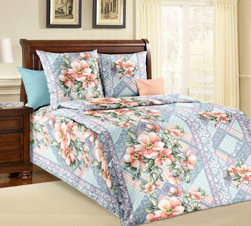 Комплект белья Текс-Дизайн Мальвина 3, 1,5-спальный, наволочки 70x701100АЕсли вы ищете сочетание спокойных оттенков и классического цветочного дизайна, то постельное белье Мальвина - это то, что вам нужно. Из сочетания оригинальных цветочных букетов и сиренево-голубых геометрических узоров родилась эксклюзивная, универсальная и элегантная расцветка. Бязь - хлопчатобумажная плотная ткань полотняного переплетения. Отличается прочностью и стойкостью к многочисленным стиркам. Бязь считается одной из наиболее подходящих тканей, для производства постельного белья и пользуется в России большим спросом.