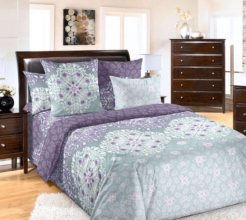 Комплект белья Текс-Дизайн Стайл 2, 2-спальный, наволочки 70x702100БВеликолепное постельное белье Текс-Дизайн Стайл 2 из высококачественной бязи (100% хлопок) состоит из пододеяльника, простыни и двух наволочек. Бязь - хлопчатобумажная плотная ткань полотняного переплетения. Отличается прочностью и стойкостью к многочисленным стиркам. Бязь считается одной из наиболее подходящих тканей, для производства постельного белья и пользуется в России большим спросом.