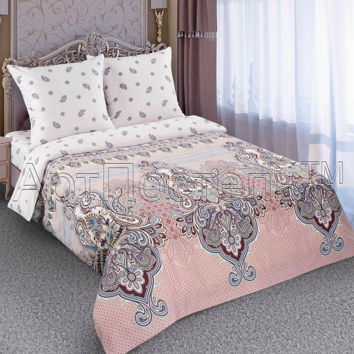 Комплект белья АртПостель Маркиз, 2-спальный, наволочки 70x70904Комплект постельного белья АртПостель Маркиз выполнен из поплина высочайшего качества. Комплект состоит из пододеяльника, простыни и двух наволочек. Постельное белье с ярким дизайном имеет изысканный внешний вид. Благодаря такому комплекту постельного белья вы сможете создать атмосферу роскоши и романтики в вашей спальне.