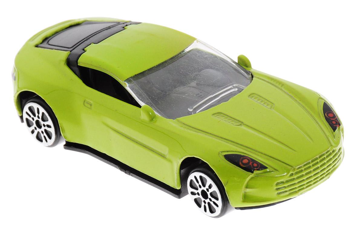 Shantou Машинка Driving цвет салатовый1512I042_салатовыйМашинка Shantou Driving выполнена из металла с элементами из пластика и покрыта яркой нетоксичной краской. Салон машинки выполнен с высокой степенью детализации. Колеса машинки имеют свободный ход. Играя с машинкой, малыш сможет представить себя великим автогонщиком.