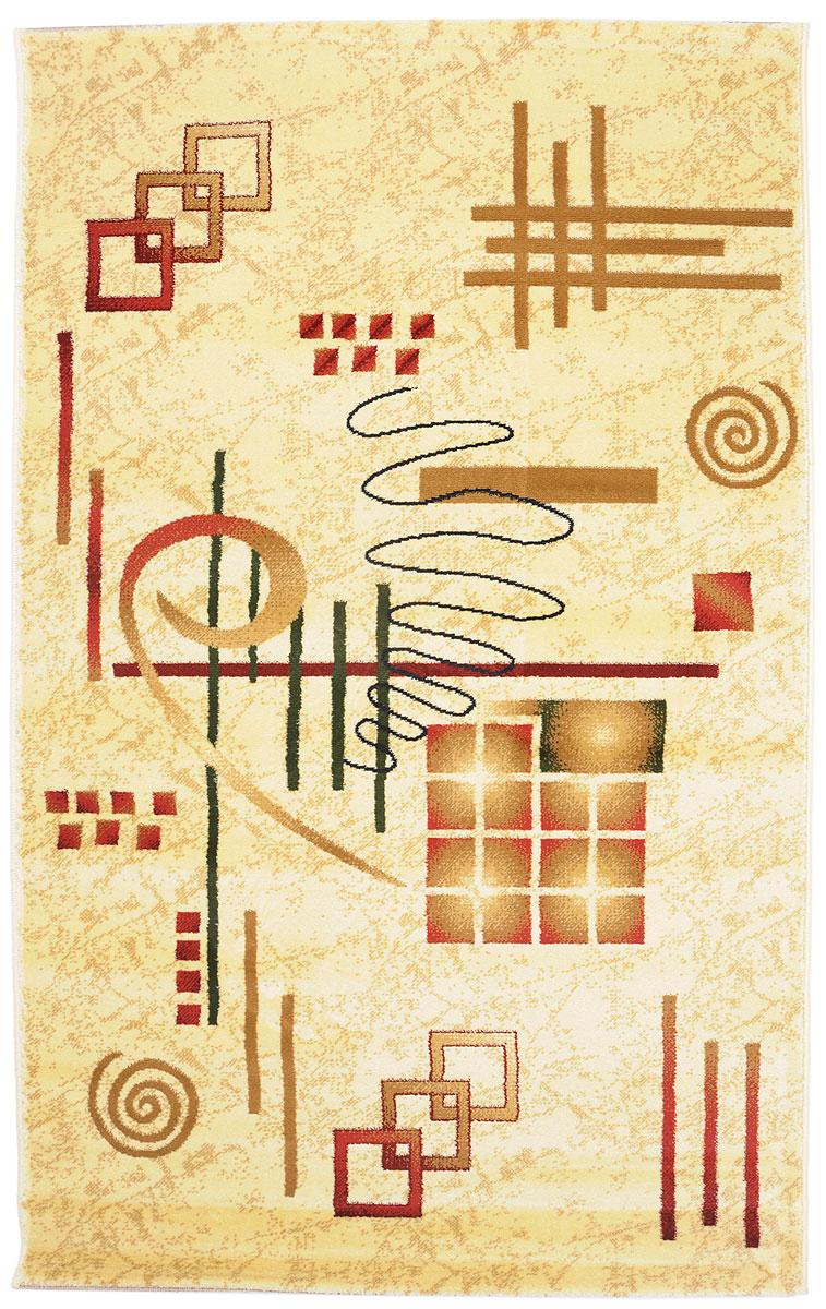 """Ковер """"Kamalak Tekstil"""", прямоугольный, 100 x 150 см. УК-0053"""