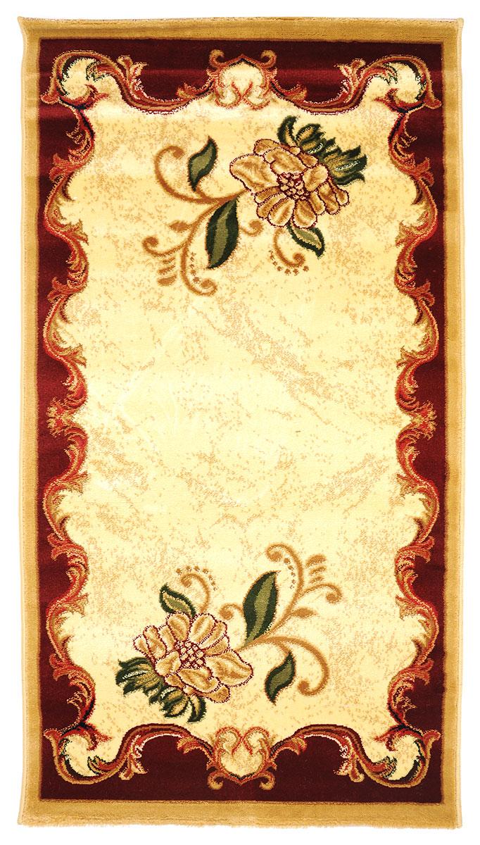 """Ковер """"Kamalak Tekstil"""", прямоугольный, 80 x 150 см. УК-0075"""