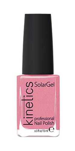Kinetics Профессиональный лак SolarGel Polish, 15 мл, тон 084KNP084Новое поколение профессиональных гелевых лаков для ногтей, которые наносятся как обычный лак, а выглядят как гель. Ультра модные и классические цвета, поражают своей стойкостью и разнообразием оттенков. Стойкость до 10 дней, не требует специальной сушки в UV/LED лампе. Рекомендуется использовать с верхним покрытием SolarGel Top Coat