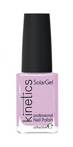 Kinetics Профессиональный лак SolarGel Polish, 15 мл, тон 189KNP189Новое поколение профессиональных гелевых лаков для ногтей, которые наносятся как обычный лак, а выглядят как гель. Ультра модные и классические цвета, поражают своей стойкостью и разнообразием оттенков. Стойкость до 10 дней, не требует специальной сушки в UV/LED лампе. Рекомендуется использовать с верхним покрытием SolarGel Top Coat