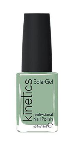 Kinetics Профессиональный лак SolarGel Polish, 15 мл, тон 201KNP201Новое поколение профессиональных гелевых лаков для ногтей, которые наносятся как обычный лак, а выглядят как гель. Ультра модные и классические цвета, поражают своей стойкостью и разнообразием оттенков. Стойкость до 10 дней, не требует специальной сушки в UV/LED лампе. Рекомендуется использовать с верхним покрытием SolarGel Top Coat