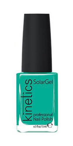 Kinetics Профессиональный лак SolarGel Polish, 15 мл, тон 276KNP276Новое поколение профессиональных гелевых лаков для ногтей, которые наносятся как обычный лак, а выглядят как гель. Ультра модные и классические цвета, поражают своей стойкостью и разнообразием оттенков. Стойкость до 10 дней, не требует специальной сушки в UV/LED лампе. Рекомендуется использовать с верхним покрытием SolarGel Top Coat