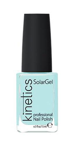 Kinetics Профессиональный лак SolarGel Polish, 15 мл, тон 278KNP278Новое поколение профессиональных гелевых лаков для ногтей, которые наносятся как обычный лак, а выглядят как гель. Ультра модные и классические цвета, поражают своей стойкостью и разнообразием оттенков. Стойкость до 10 дней, не требует специальной сушки в UV/LED лампе. Рекомендуется использовать с верхним покрытием SolarGel Top Coat