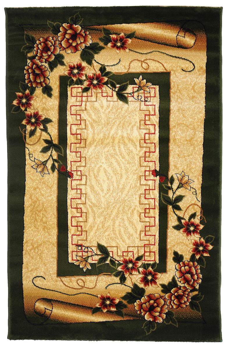 """Ковер """"Kamalak Tekstil"""", прямоугольный, 100 x 150 см. УК-0056"""