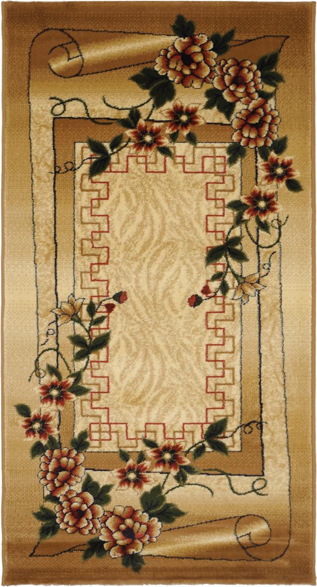 """Ковер """"Kamalak Tekstil"""", прямоугольный, 80 x 150 см. УК-0060"""