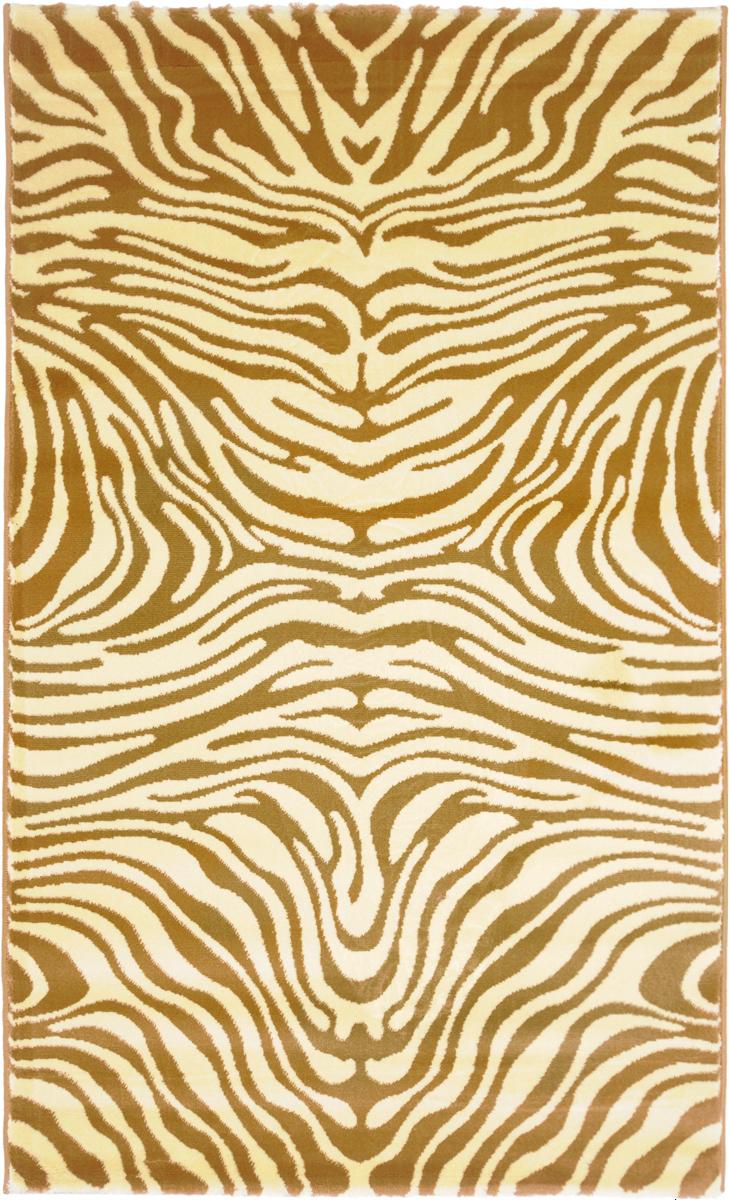 Ковер Kamalak Tekstil, прямоугольный, 100 x 150 см. УК-0038УК-0038Ковер Kamalak Tekstil изготовлен из прочного синтетического материала heat-set, улучшенного варианта полипропилена (эта нить получается в результате его дополнительной обработки). Полипропилен износостоек, нетоксичен, не впитывает влагу, не провоцирует аллергию. Структура волокна в полипропиленовых коврах гладкая, поэтому грязь не будет въедаться и скапливаться на ворсе. Практичный и износоустойчивый ворс не истирается и не накапливает статическое электричество. Ковер обладает хорошими показателями теплостойкости и шумоизоляции. Оригинальный рисунок позволит гармонично оформить интерьер комнаты, гостиной или прихожей. За счет невысокого ворса ковер легко чистить. При надлежащем уходе синтетический ковер прослужит долго, не утратив ни яркости узора, ни блеска ворса, ни упругости. Самый простой способ избавить изделие от грязи - пропылесосить его с обеих сторон (лицевой и изнаночной). Влажная уборка с применением шампуней и моющих средств не противопоказана. ...