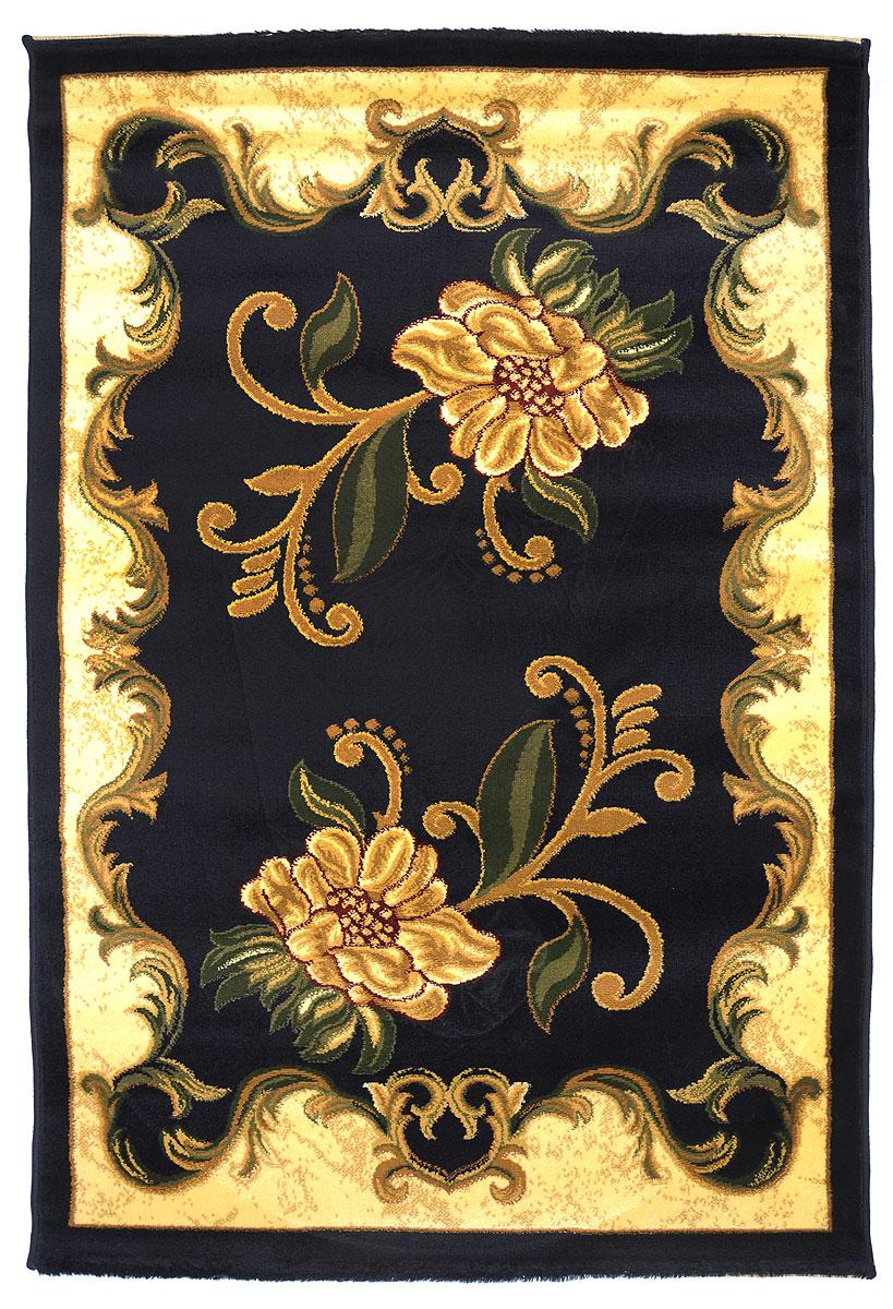 """Ковер """"Kamalak Tekstil"""", прямоугольный, 100 x 150 см. УК-0065"""
