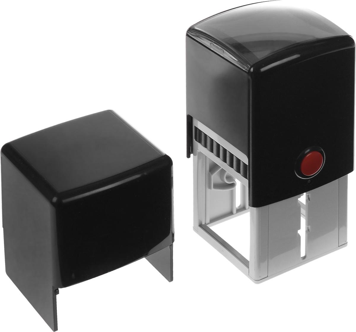 Trodat Оснастка для штампа 40 х 40 мм4924Оснастка для штампа Trodat будет незаменима в отделе кадров или в бухгалтерии любой компании. Прочный пластиковый корпус с автоматическим окрашиванием гарантирует долговечное бесперебойное использование. Модель отличается высочайшим удобством в использовании и оптимально ложится в руку. Оттиск проставляется практически бесшумно, легким нажатием руки. Улучшенная конструкция и видимая площадь печати гарантируют качество и точность оттиска. Текстовые пластины прямоугольной или круглой формы различного размера под изготовление клише по индивидуальному заказу. Оснастка для штампа Trodat идеальна для ежедневного использования в офисе.