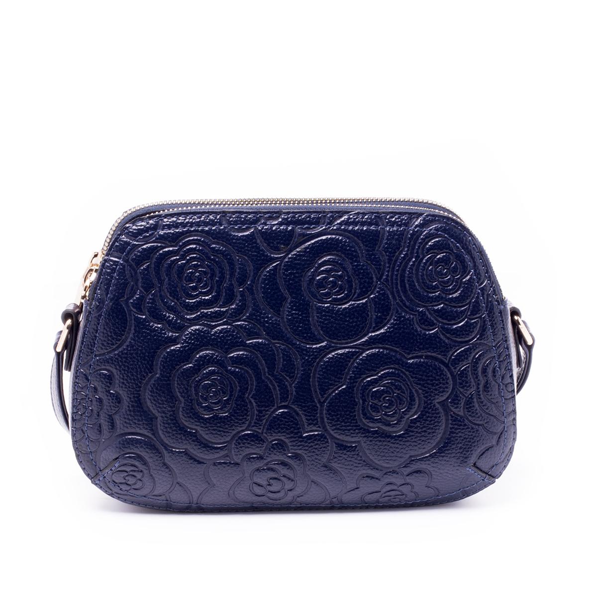 Сумка женская Renee Kler, цвет: синий. RK491s-06RK491s-06Загрязнения на изделиях удаляется влажной мягкой тканью