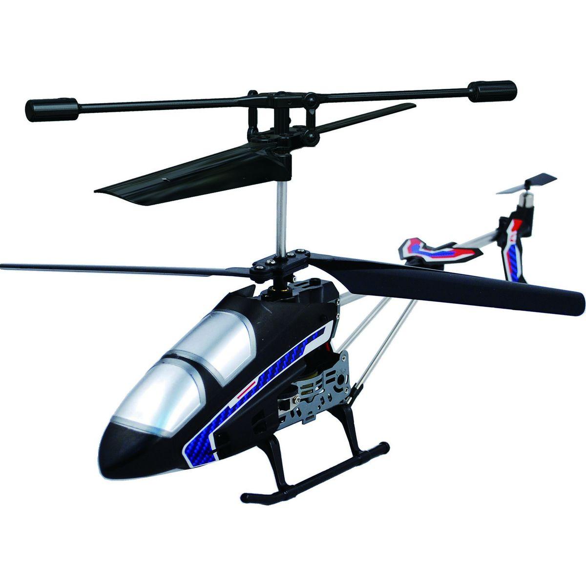 Властелин небес Вертолет на радиоуправлении Триумф цвет черныйBH 3356Вертолет на радиоуправлении Властелин небес Триумф - это очень прочная, маневренная и стабильная в полете летающая игрушка. Выполнен из прочного пластика с элементами из металла. Корпус вертолета окрашен в черный цвет, украшен красными и голубыми вставками по всей длине. Стекла кабины пилота имеют серебристую окраску. Управляя вертолетом, вы сможете направить его вперед, назад, вверх, вниз, а также повернуть его в сторону. Дальность управления - до 50 метров. Полностью заряженный вертолет работает 6-8 минут. Время зарядки аккумулятора составляет 60-100 минут. Вертолет работает от встроенного литиевого аккумулятора, заряжается при помощи сетевого адаптера (входит в комплект). Для работы пульта управления необходима 1 батарейка Крона(в комплект не входят).