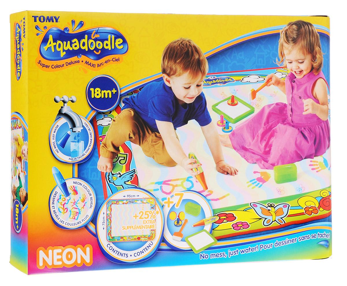 Tomy Набор для рисования Aquadoodle Цветная радуга