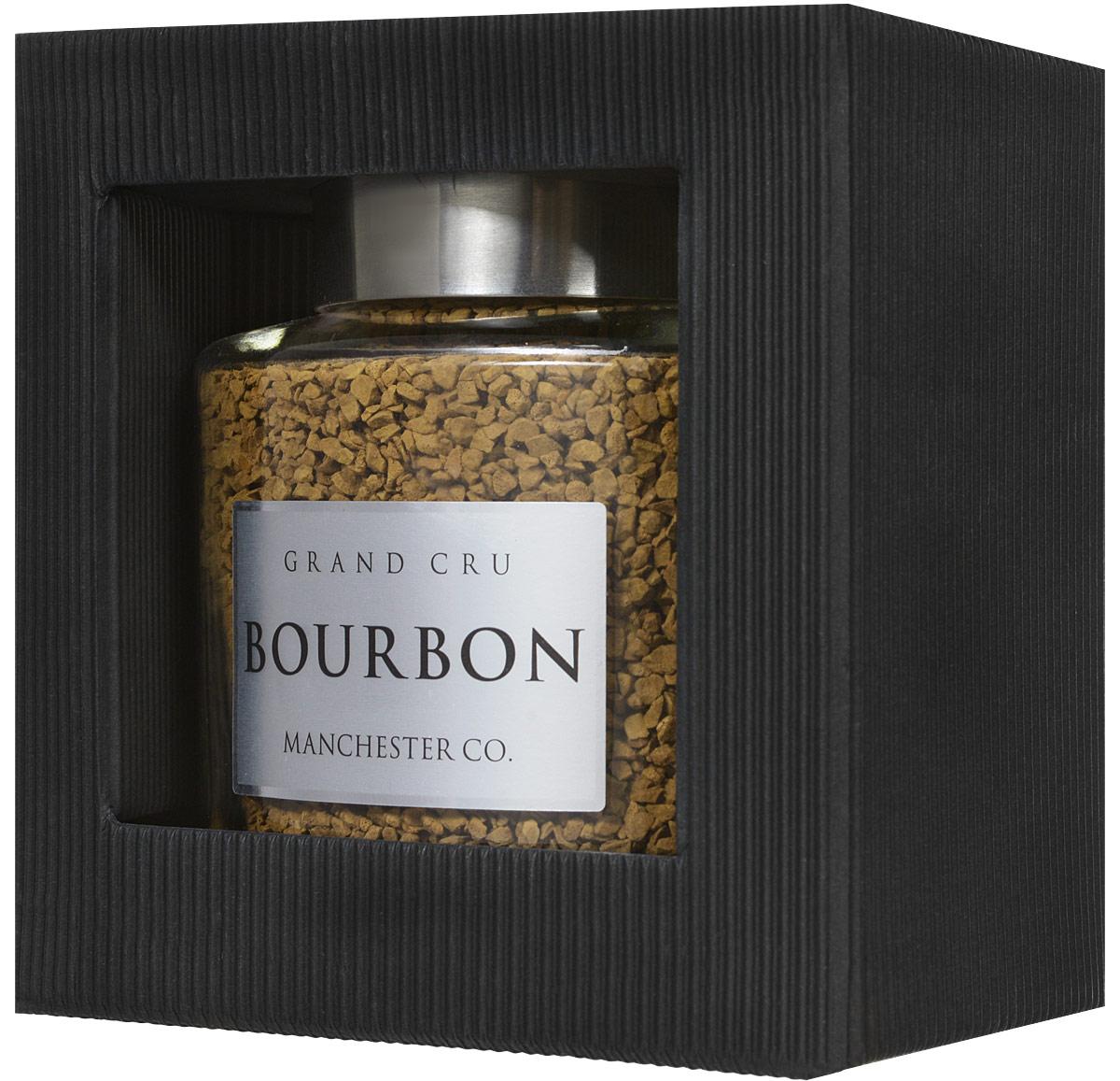 Bourbon Grand Cru кофе растворимый, 100 г4607141334603Bourbon Grand Cru - напиток, созданный для ценителей качества и оригинального вкуса. Этот продукт является натуральным растворимым сублимированным кофе, обладающим изысканным букетом. В состав бленда входит 100% натуральный желтый бразильский бурбон, благодаря которому напиток обладает необыкновенно сливочным вкусом и оригинальным древесно-табачным послевкусием, оставляющим незабываемое впечатление. Желтый бразильский бурбон имеет поистине королевскую родословную и считается прародителем всех сортов арабики. Сегодня этот сорт арабики культивируют всего на нескольких высокогорных плантациях на юге Бразилии, и обрабатывают исключительно натуральным способом. Сушат ягоды прямо на ветвях, поэтому вкус напитка характеризуется сладковатой сливочной доминантой. Идеальный вариант в качестве основы для эспрессо.